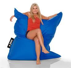 College Lounge Chair Club Style Bean Bag College Dorm Furniture Dorm Room Essential