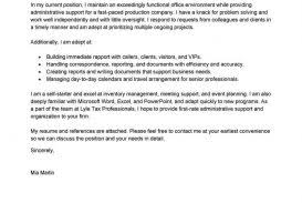 administrative assistant cover letter administrative assistant cover letter photos hd goofyrooster