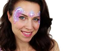 easy fairy face painting tutorial snazaroo youtube