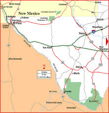 map of southwest highway map of southwest aaccessmaps com