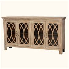 Solid Wood Buffet And Hutch 81 5