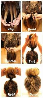 images of braids with french roll hairstyle amazing hairstyles for girls with long hair my favthings