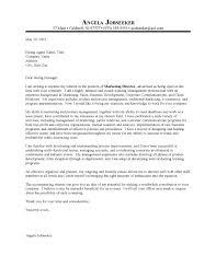 marketing cover letter cover letter for marketing fresh cover letters for marketing