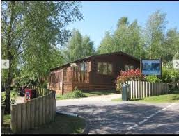 log cabin style 3 bedroom holiday lodge on popular dorset park