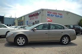 nissan altima coupe for sale chicago 2004 nissan altima 2 5s sand sedan used car sale