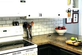 kitchen backsplash paint ideas wood plank kitchen backsplash the other than tile pallet rustic