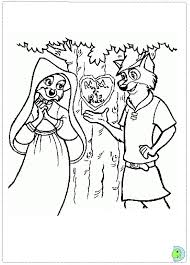 robin hood coloring pages 13 seasonal colouring pages