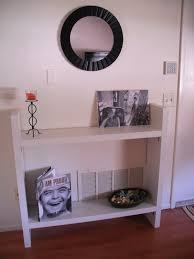 Foyer Table With Storage About Ikeas Hacks Craft Storage Of Including Foyer Table Ikea 10
