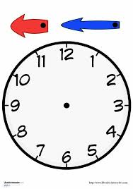 printable clock template without numbers pin by jamila on activité scolaire pinterest telling time