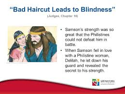 Blindness Chapter Summaries The Bible Joshua And Judges Ppt Download