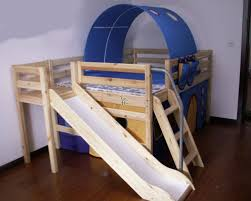 low loft bed with side slide mod bed mod bed all things bed