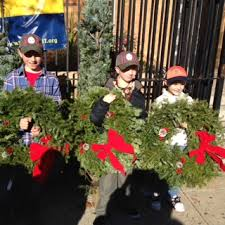 cub scout christmas tree u0026 wreath fundraiser st theresa of the