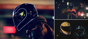 Motorcycle Helmet Lights Lightmode Motorcycle Helmet