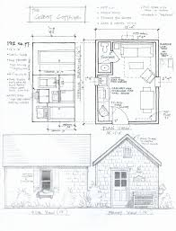 mountain cabin floor plans small mountain home plans lovely simple cabin plans with loft 24x24