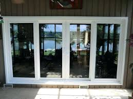 Patio Door Glass Replacement Cost Patio Door Replacement Cost Or Glass Glass Door Repair Patio