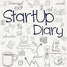 startup diary on acast