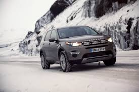 land rover discovery expedition land rover discovery sport takes on iceland wsj