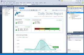 blogs design pin reporting services charts to power bi dashboards with sql