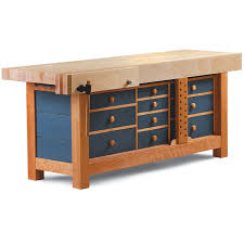 Woodworking Plans For Free Workbench by Ultimate Shaker Workbench Finewoodworking