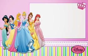 Birthday Invite Cards Free Printable Disney Princess Birthday Invitations U2013 Gangcraft Net