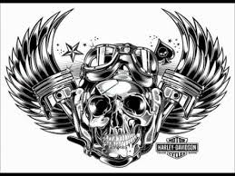 design skull pistons by d vicente