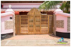 Wall And Gate Designs In Kerala
