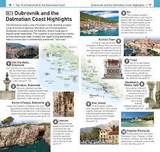 top 10 dubrovnik and the dalmatian coast dk eyewitness travel