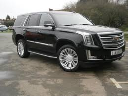 cadillac escalade 2016 used 2016 cadillac escalade v8 platinum awd 5dr for sale in surrey