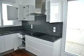 cuisine blanc et grise cuisine gris et blanc alaqssa info