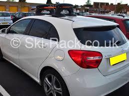 mercedes c class roof bars mercedes b class ski rack no cls no roof bars no hassle