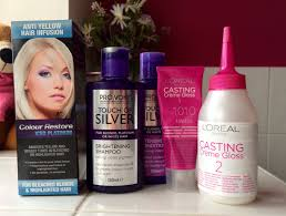 best the counter platinum hair color best drugstore toners for bleached hair