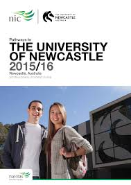 pathways to the university of newcastle 2015 16 by the university