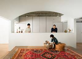 japanese apartment layout compact tokyo apartment gets total overhaul for family of four