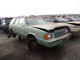 green station wagon with wood paneling junkyard find 1981 dodge aries station wagon the truth about cars