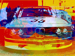bmw posters bmw racing photograph by naxart studio