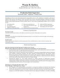 Areas Of Improvement In Resume Wayne Kubica Resume R02162016