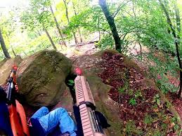 airsoft war in woods top of rockquarry war 1 youtube