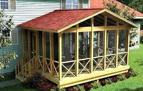 Screened In Porch Decor Cape Cod Screened Porch Diy Ideas For Decorating A Screened Porch