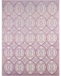 Hampton Rugs Hampton Hl111pp Lavender Ivory Aubusson David E Adler Inc
