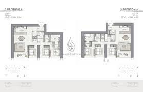 forte 3 bedroom type b unit 9 floor plan