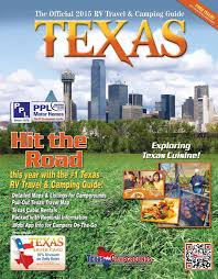 Texas discount travel images 2015 texas rv travel camping guide by ags texas advertising issuu jpg