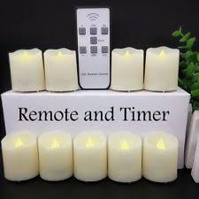 led candle light ebay
