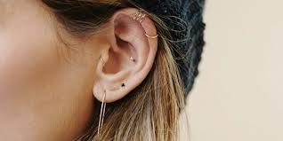 ear piercing earrings top 10 popular piercings for students who expressing themselves