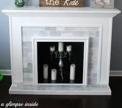 Faux Fireplace How To Make A Home Garden Project Home Diy