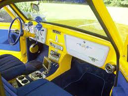 Custom Fiberglass Interior 67 72 Chevy Trucks