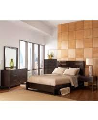 tahoe bedroom furniture noir full 3 piece set furniture macy u0027s