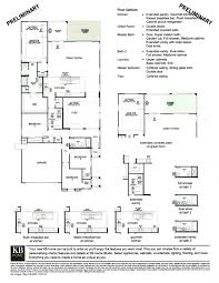 kb home see inside new homes in orlando fl plan 2431 kb homes