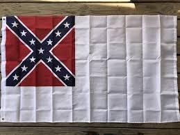 Bonny Blue Flag 2nd National Confederate Flag U2013 Rebel Nation
