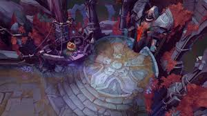 Summoners Rift Map Winter Summoner U0027s Rift 2016 U2013 Map Skins