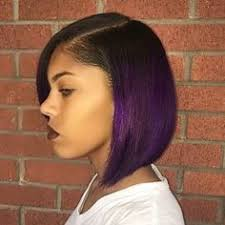black hairstyles purple 2016 fall winter 2017 hairstyles for black and african american